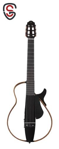 گیتار کلاسیک سایلنت Yamaha SLG200N Silent Guitar Translucent Black