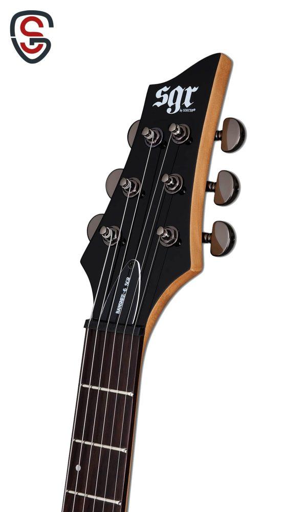 گیتار الکتریک Schecter SGR Banshee-6 MRED
